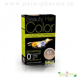Beauty Hair Color BLOND CLAIR CENDRE 8.1