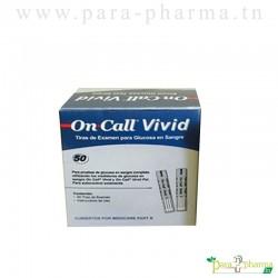 One Call Vivid 50 Bandelettes