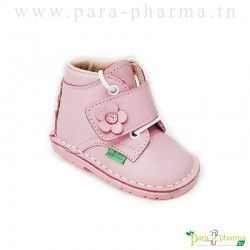 Baby Sghaier Chaussures Premiers pas Rose