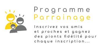 Programme de Parrainage