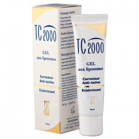 TC 2000 Gel Eclaircissant