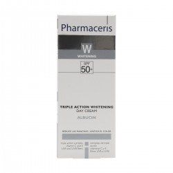PHARMACERIS CREME DE JOUR TRIPLE ACTION SPF 50+