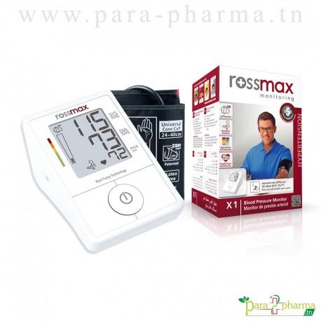 Rossmax Tensiomètre Brassard Automatique  X1