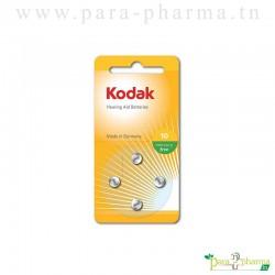 Kodak Pile Pour Appareil Auditif - 10