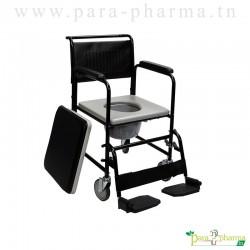 Chaise de Toilette Mobile Confort